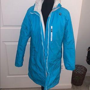 Blue Helly Hansen Coat